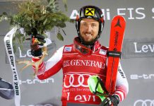 Audi FIS Alpine Ski World Cup - Men's Slalom Getty Images