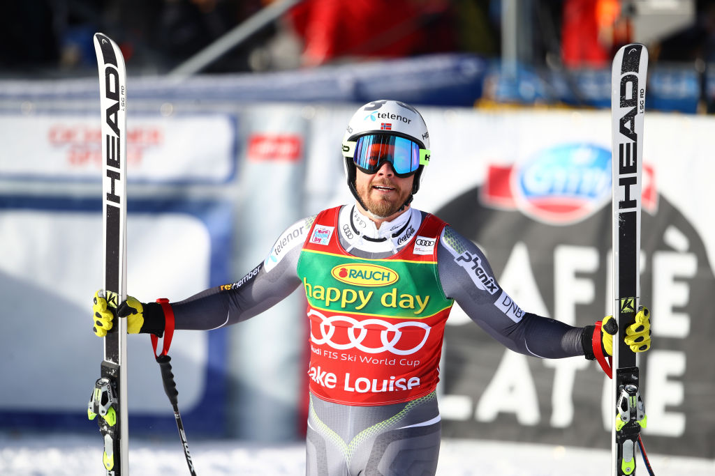 Audi FIS Alpine Ski World Cup - Men's Super G Getty Images