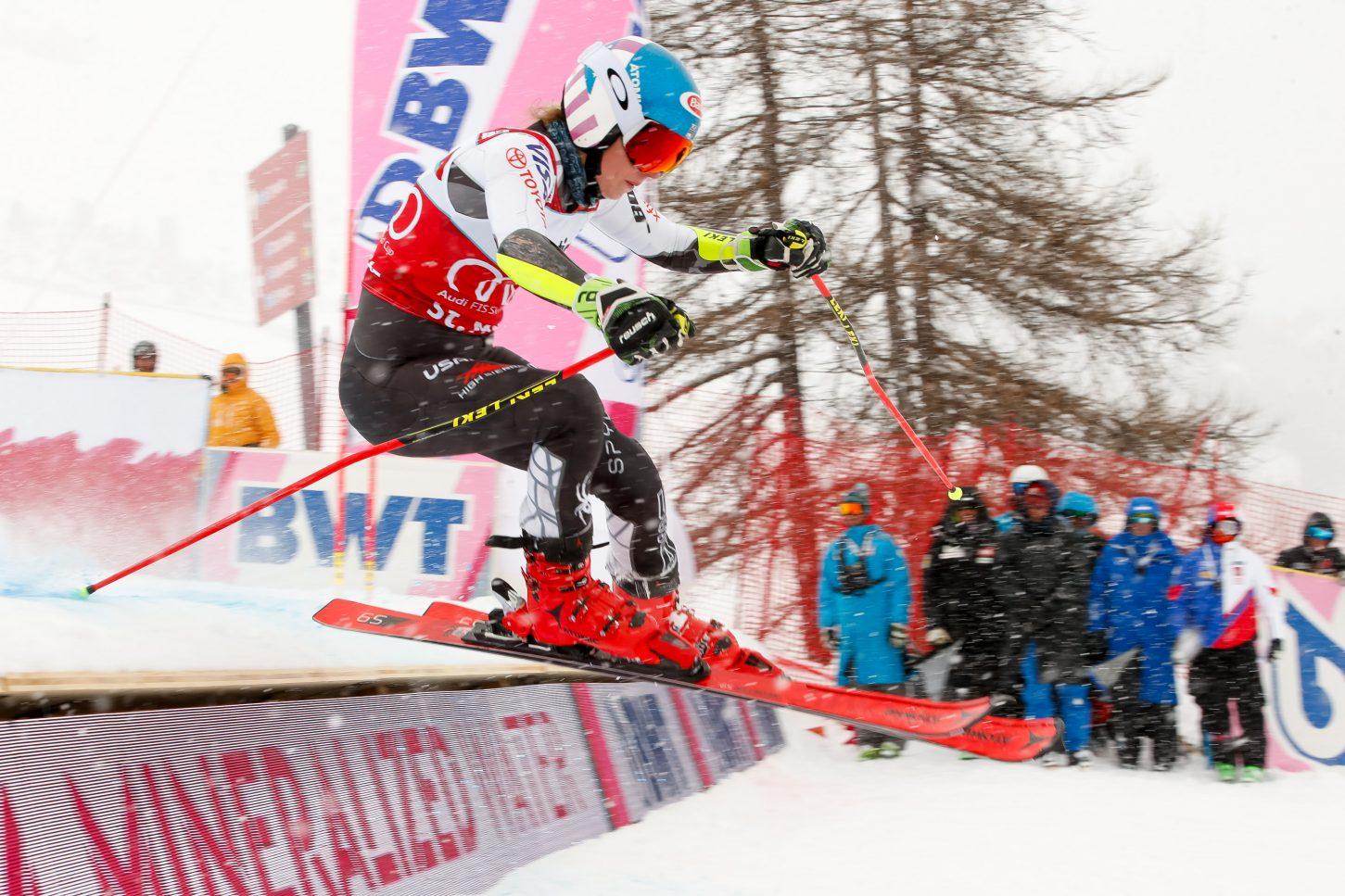 Audi FIS Alpine Ski World Cup - Women's Parallel slalom Getty Images