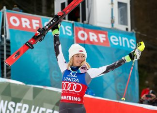 Audi FIS Alpine Ski World Cup - Women's Slalom Getty Images