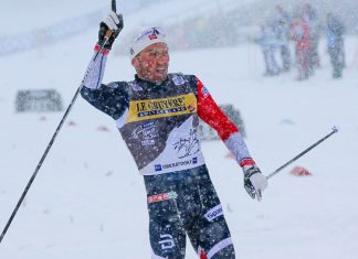 FIS Nordic World Cup - Men's and Women's Cross Country Classic Mass Start Getty Images