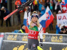 Audi FIS Alpine Ski World Cup - Women's Slalom Getty Images