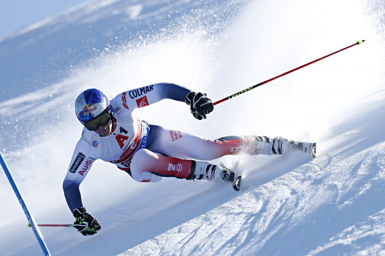 Audi FIS Alpine Ski World Cup - Men's Giant Slalom Getty Images
