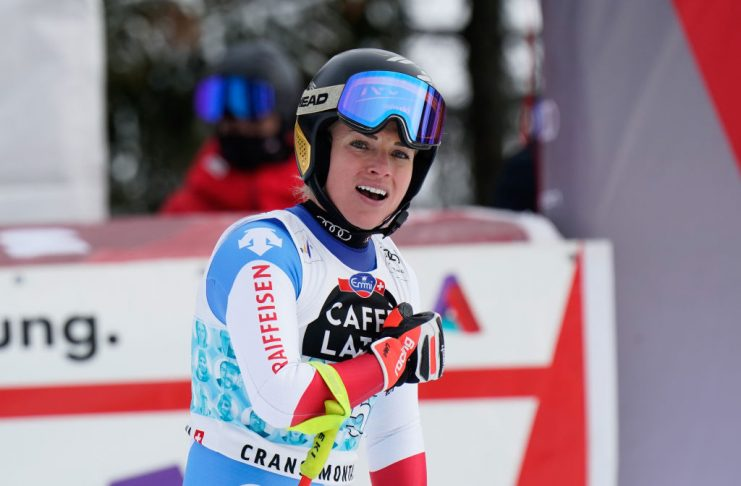 Audi FIS Alpine Ski World Cup - Women's Downhill Francis Bompard/Agence Zoom